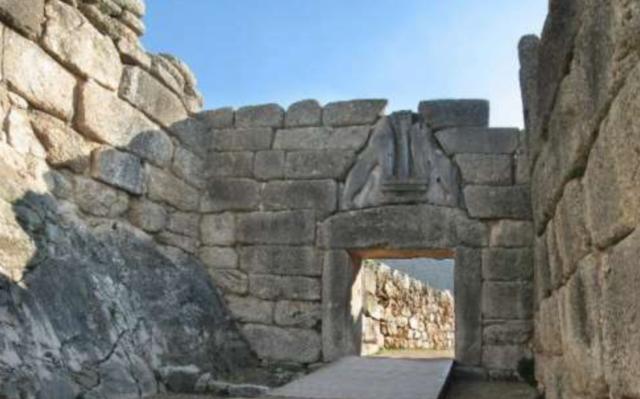 Collapse of the Mycenaean Palatial Civilisation