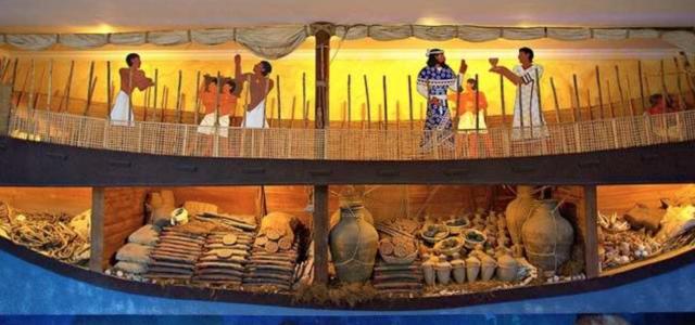Uluburun Shipwreck 1300 BC