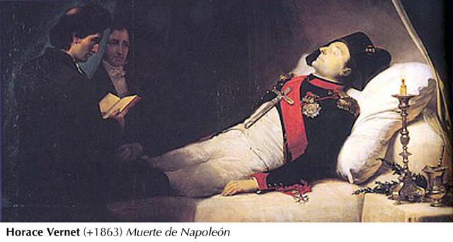 Muerte de Napoleón