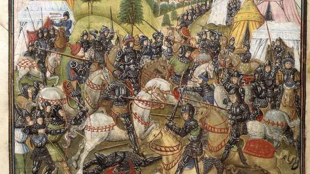 War: Battle of Hastings