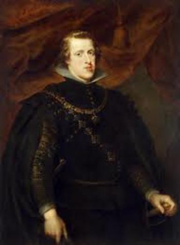 Conde Duque de Olivares