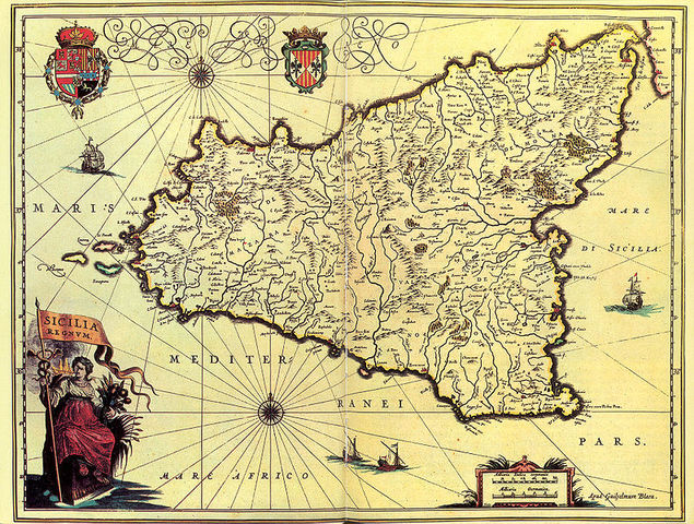 War: Normans took Sicily from Muslims