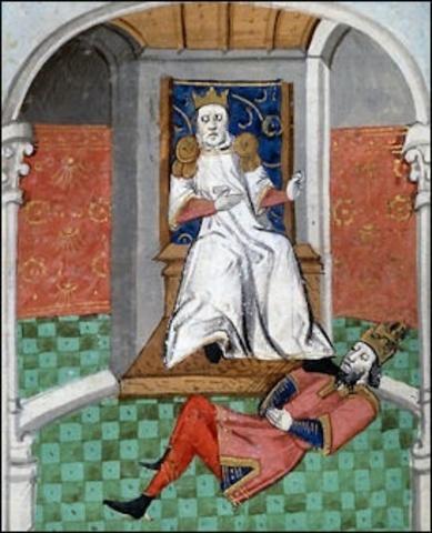 Death of Sultan of Turks