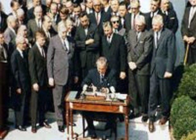 PL 88-452 Economic Opportunity Act