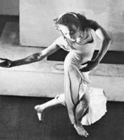 Drama of Motion de Doris Humphrey