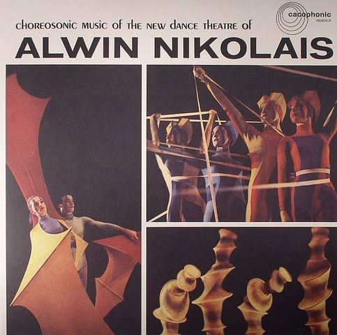 """Village of Whispers"" de Alwin Nikolais"