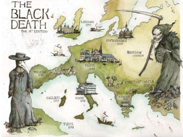 Crisis - Black Plague Ends