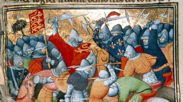 Warfare - Battle of Crécy