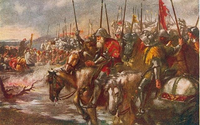 Warfare - Battle of Agincourt