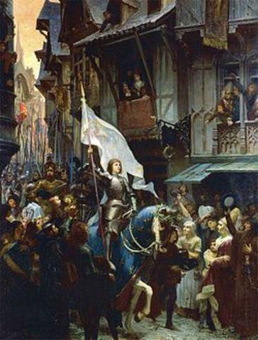 Warfare - Liberation of Orleans