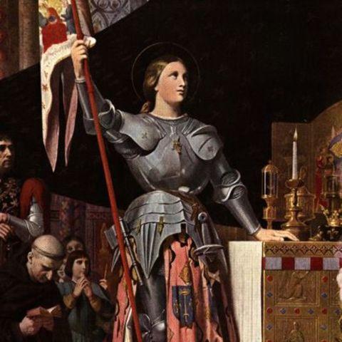 Political - Joan of Arc's Birth