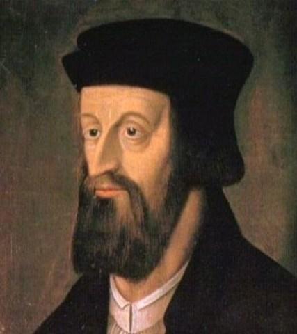 Religious - Jan Hus is Born
