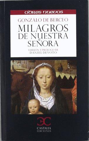 LOS MILAGROS DE LA VIRGEN - Gonzalo De Berceo