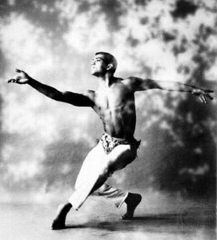 Alvin Ailey asume como Director de Lester Horton Dance
