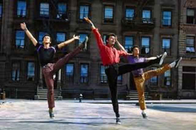 """""""West Side Story"""" de Jerome Robbins"""