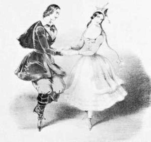 Jules Perrot: Maestro del Ballet del Teatro del Marinsky