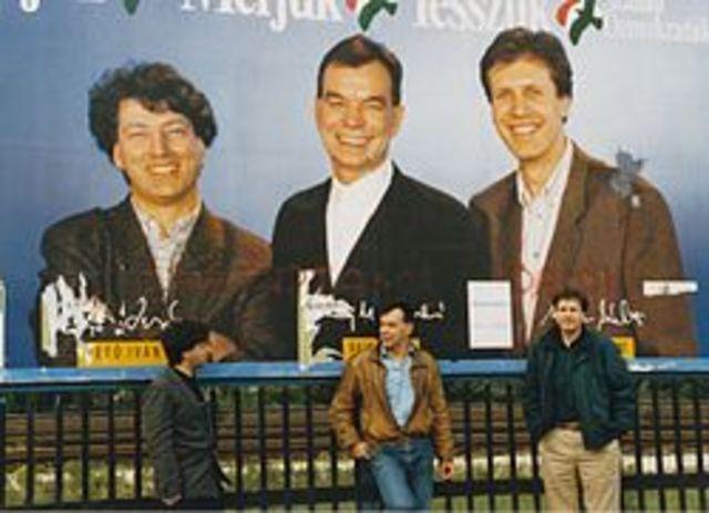 Az 1990-es választások