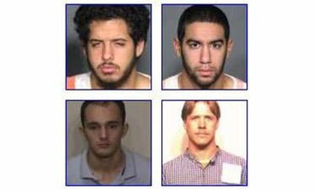 7 people in North Carolina charged with plotting terror attacks in foreign countries