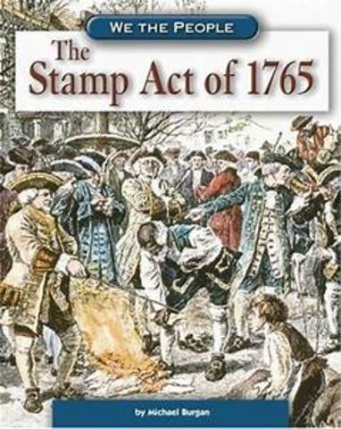 US: The Stamp Act