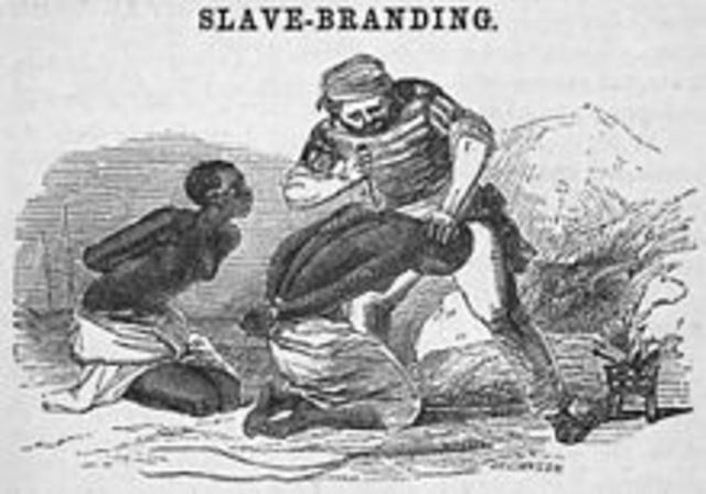 GA: Slavery was officially allowed