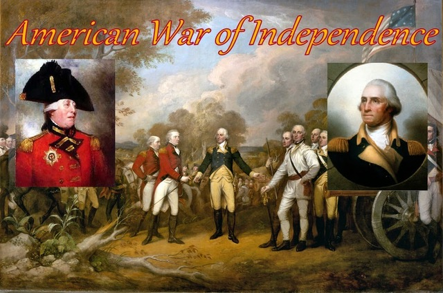 US: The American War of Independence