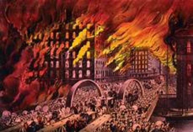 US: Great Chicago Fire