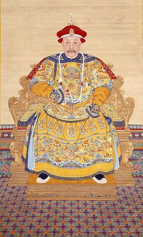 China: The Qianlong Emperor abdicated in favor of his son the Jiaqing Emperor