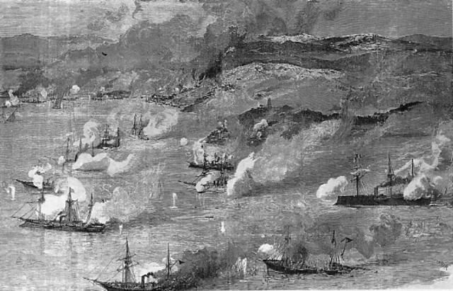 China: Battle of Fuzhou