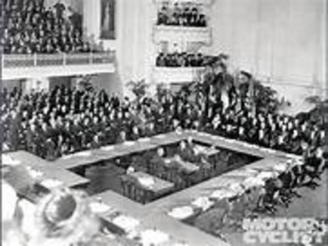US: Treaty of Versailles