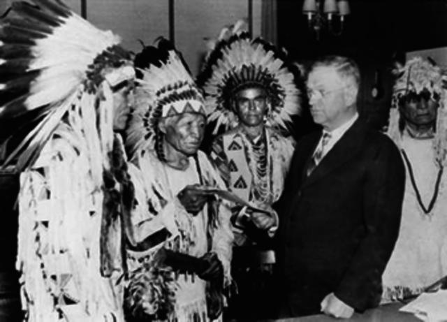 US: Indian Reorganization Act