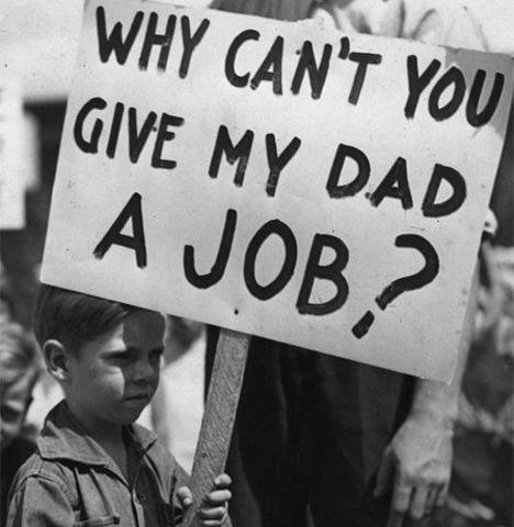 US:Great Depression begins