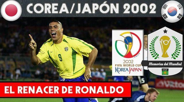 MUNDIAL MUNDIAL 2002 - COREA DEL SUR Y JAPÓN - COREA DEL SUR Y JAPÓN