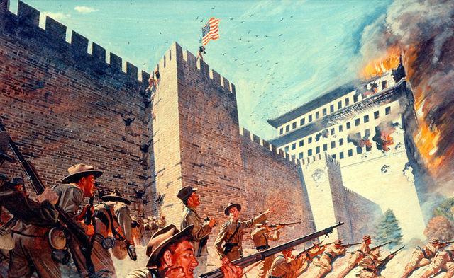China: Boxer Rebellion