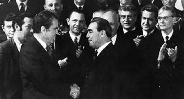 US: Anti-Ballistic Missile Treaty with USSR