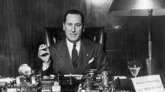 Juan Domingo Perón