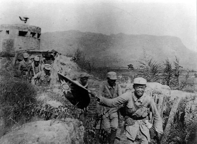 China: Hundred Regiments Offensive