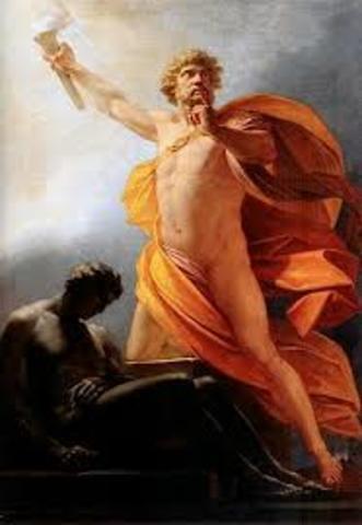 Prometeo-Grecia (mito)