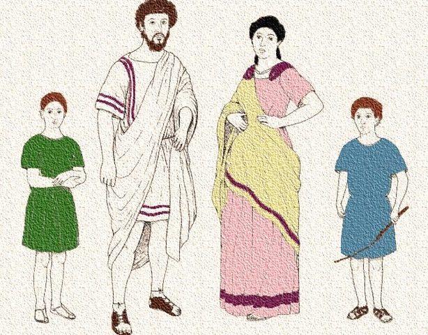 vestimenta Roma