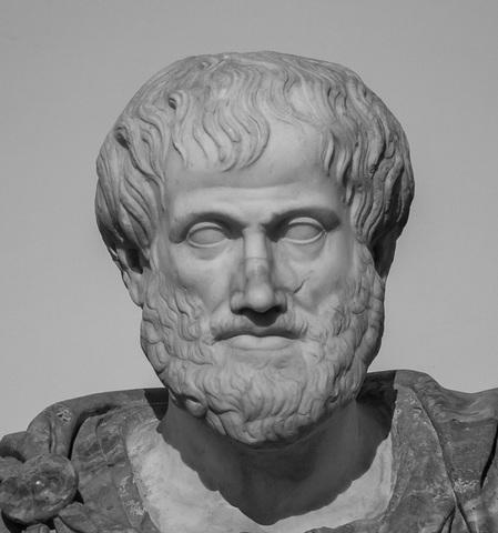 (Начало отсчёта истории логики) Аристотель