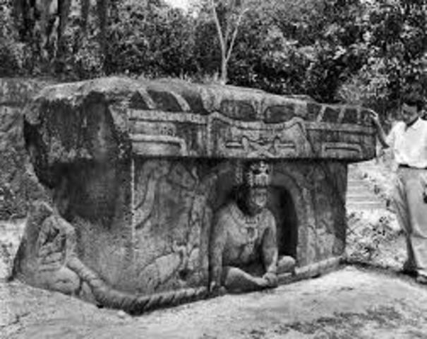 The End of The Olmec Civilization