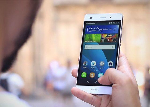 Huawei P de smartphone