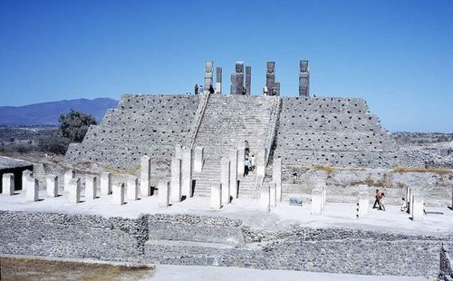 The End of The Toltec Civilization