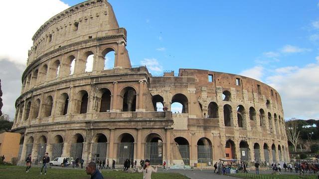 cultura de roma