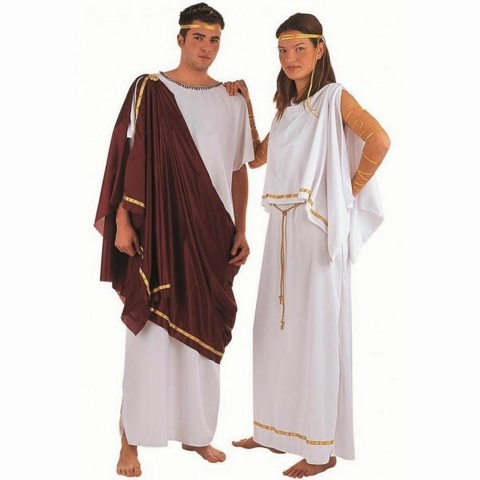 Vestimenta de Grecia