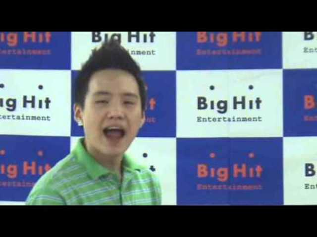 Pase a BTS: Yoongi entra a las audiciones Hit it
