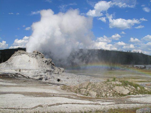 Yellow Stone Parque Nacional