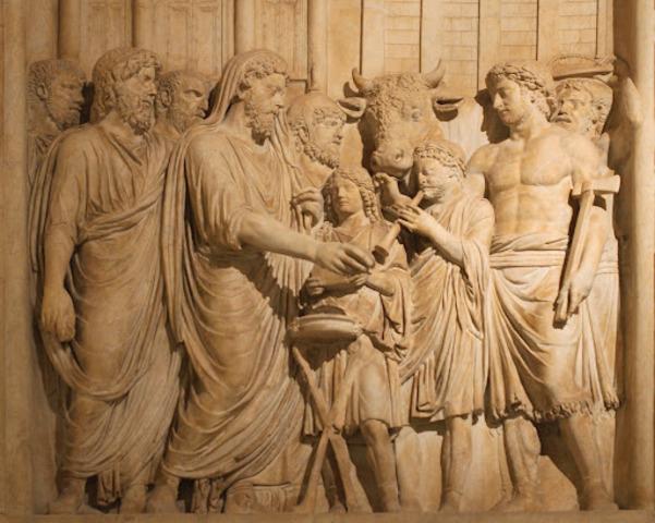 RELIGION ROMA