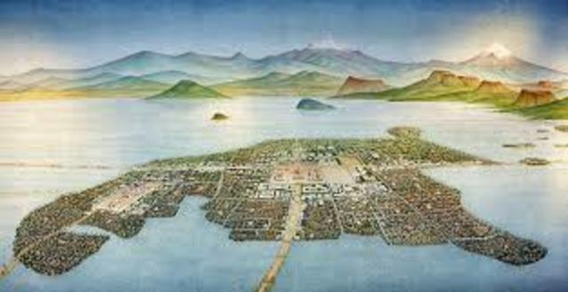 The Beginning of the Aztec Civilization