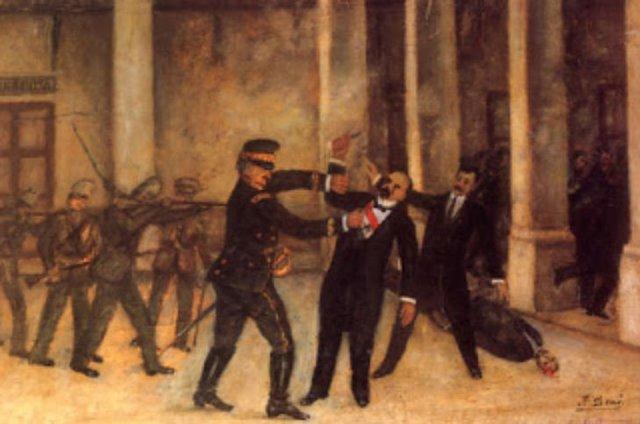 Asesinato de Madero