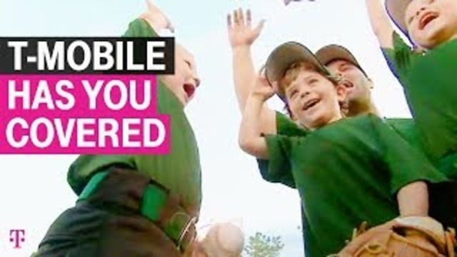 Commercial ~ T-Mobile (T-Ball)